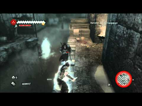 Assassin's Creed: Brotherhood Cloaca Maxima Walkthrough |