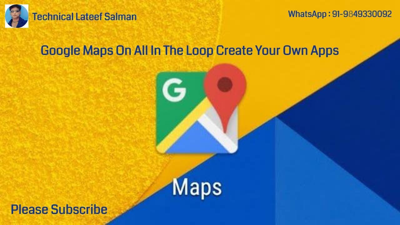 maps google - 869×536
