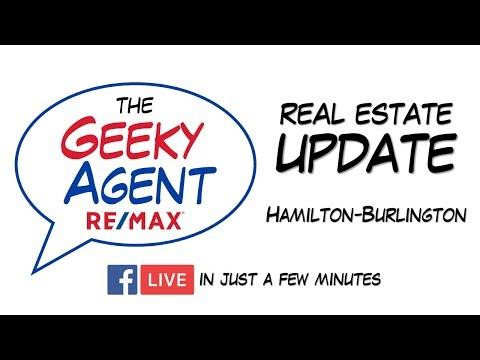 Real Estate Update - Hamilton-Burlington Feb 2018 - The Geeky Agent RE/MAX