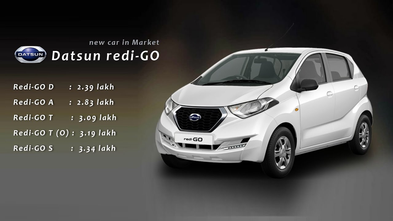 Datsun redi go kerala india test drive and reviews - YouTube