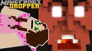 Minecraft: SPOOKAY HOUSE! - TALLCRAFT DROPPER - Custom Map [7]
