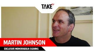 MARTIN JOHNSON - Exclusive Memorabilia