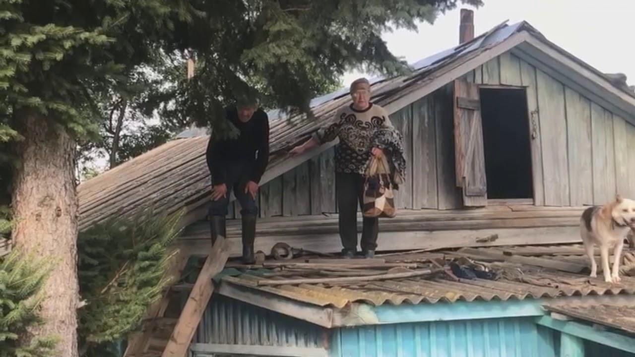 Паводок в Амурской области затопил 30 населённых пунктов