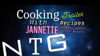 Cooking & Recipes   with Jannette Hall aka JJ