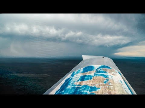 Flying Through Crazy Weather - Africa Day 2