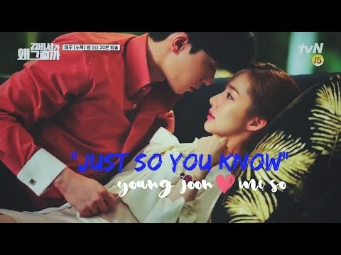 [FMV] Just So You Know Lll Young Joon X Mi So - What's Wrong With Secretary Kim
