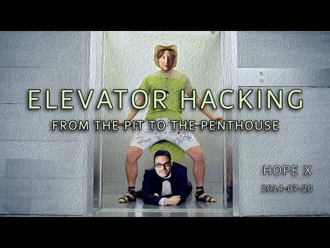 Elevator Hacking: From the Pit to the Penthouse