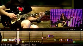 BandFuse: Rock Legends - DLC - Guitar - Heart - Crazy On You (Live)
