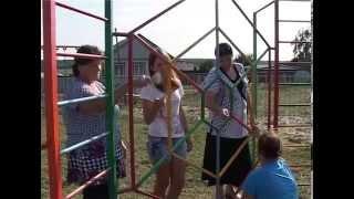 как сделать детскую площадку в домашних условиях