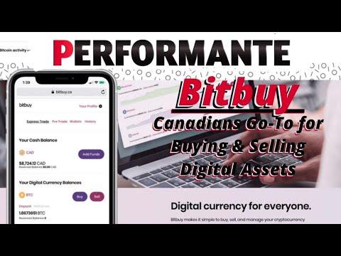 Best trading platform canada butcoin
