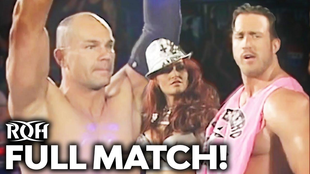 Lance Storm vs Mike Bennett: FULL MATCH! (ROH TV #46)