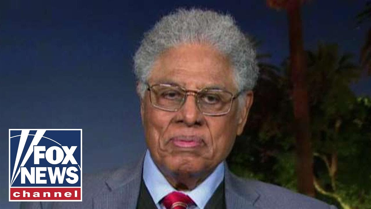 Sowell: Politicians using race as their ticket to whatever racket they're running