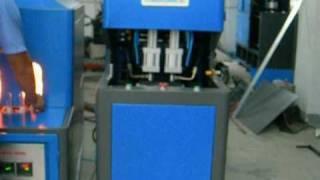 Оборудование выдува пэт бутылок объемом до 5 литров(, 2011-04-27T01:53:01.000Z)