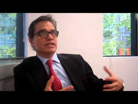 HARC presents: Five questions with Dr Hernan Montenegro