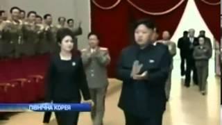 Жители Северной Кореи отметили 65-летие независимости