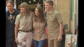 Steve Irwin Hollywood Walk of Fame