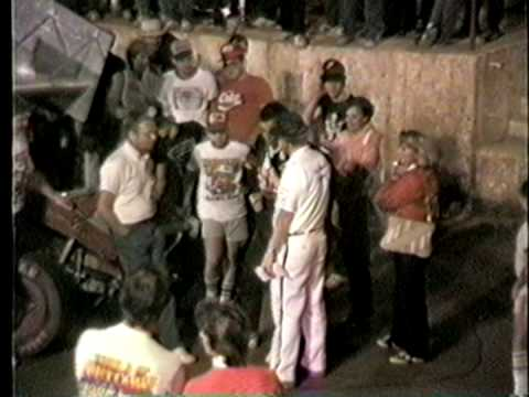Keith Kauffman post race interview at Port Royal Speedway