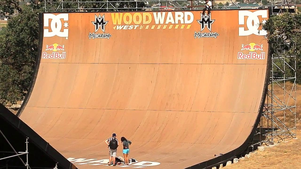 Clayton Lindley 270 Buttercup Into The Mega Ramp Attempts Youtube
