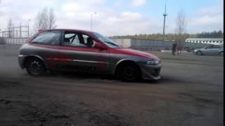 Уроки контраварийного (экстремального) вождения в Киеве