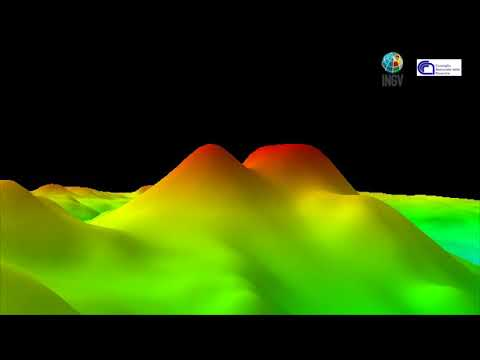 3D reconstruction of the Palinuro submarine volcanic chain (Southern Tyrrhenian Sea)