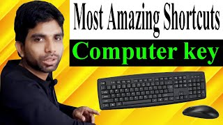 Most amazing shortcuts computer key using  mas tech bd  
