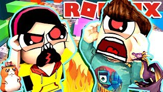 We RAGE QUIT!! - Roblox 2 Player Cake Factory Tycoon w/ MicroGuardian - DOLLASTIC PLAYS!