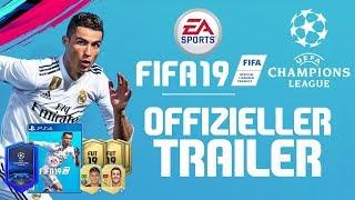 FIFA 19 ● OFFIZIELLER ERSTER TRAILER + ANALYSE