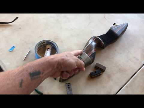 Turn a Compound Bow into Recurve Bow [ DIY Hack ]
