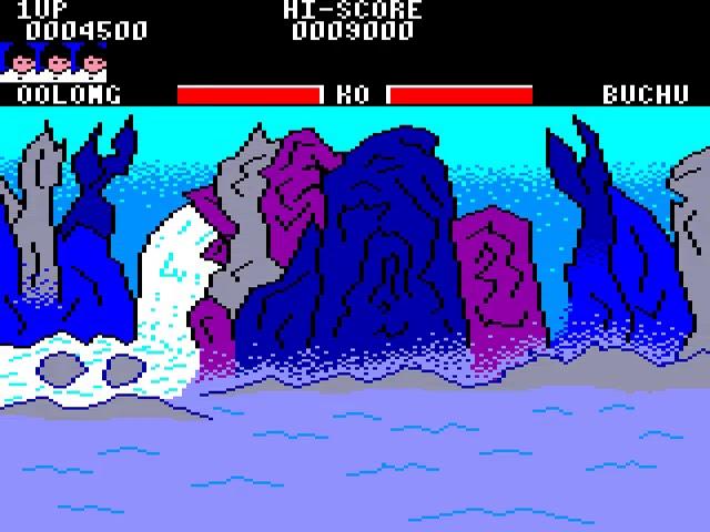 Jouez à Yie Ar Kung Fu sur Amstrad CPC 464/6128