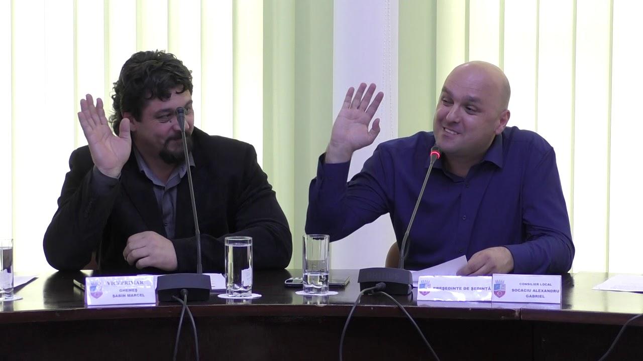 Consiliul Local Câmpia Turzii - ședință extraordinară (12.04.2019)
