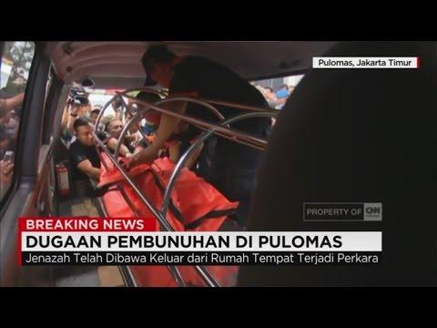 Satu Per Satu Jenazah Korban Pembunuhan Pulomas Dibawa ke RS Polri Mp3