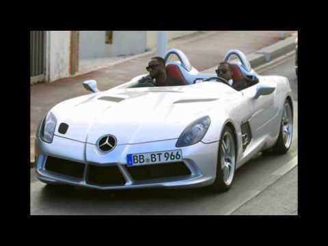 Kanye West Mercedes Benz Slr Mclaren Stirling Moss Youtube