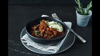Lamb & Tomato Stew