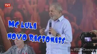 Lula vira mc dos RACIONAIS MCS