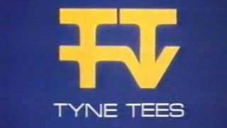TV-AM & Tyne Tees Christmas announcer 1986