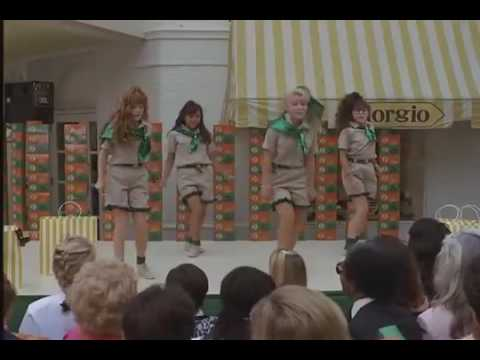 Tasha Scott Troop Beverly Hils Cookie Time