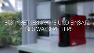 TEEKANNE TEALOUNGE System: Erstinbetriebnahme und Wasserfilter einsetzen