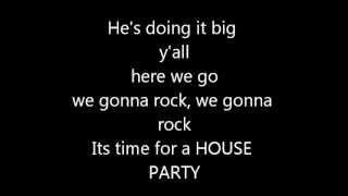 DJ Antoine - House Party (Lyrics on Screen)