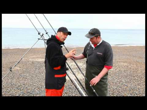 Anyfish Anywhere's Latest Range Of Beach Fishing Rods Reviewed