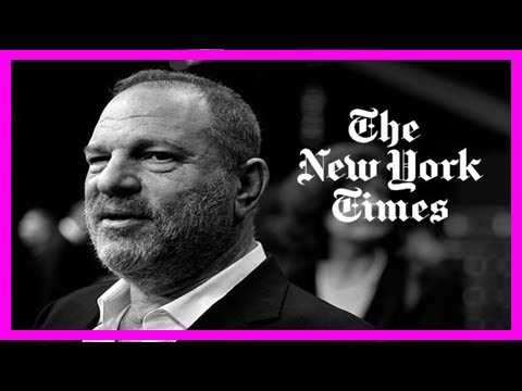 'harvey weinstein's media enablers'? the new york times is one of them- News N&N Chanel