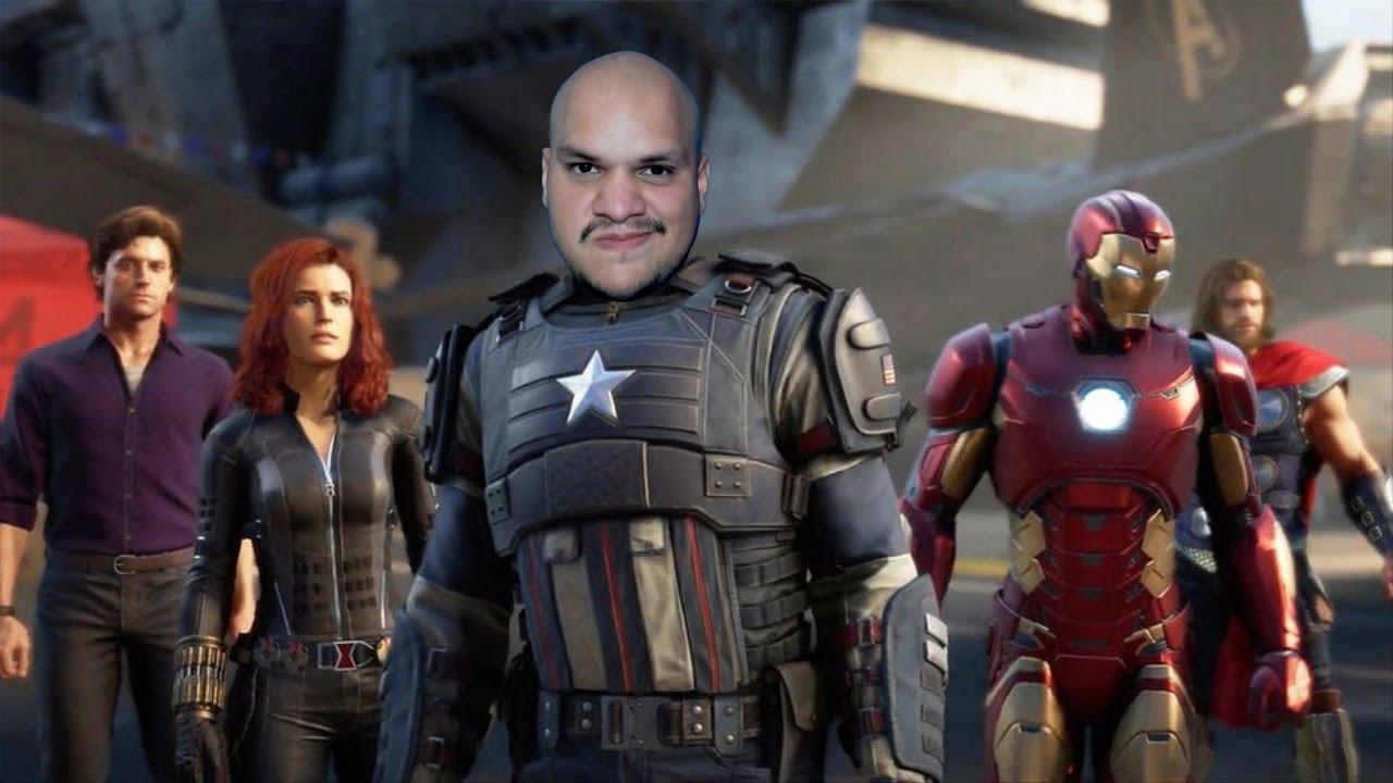 Tirzah & Damocles_Bloodstain Assemble   Marvel's Avengers Multiplayer #2