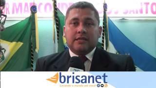 Samuel Isidoro: Vereadores foram a Fortaleza reivindicar redutores de velocidade para Tomé