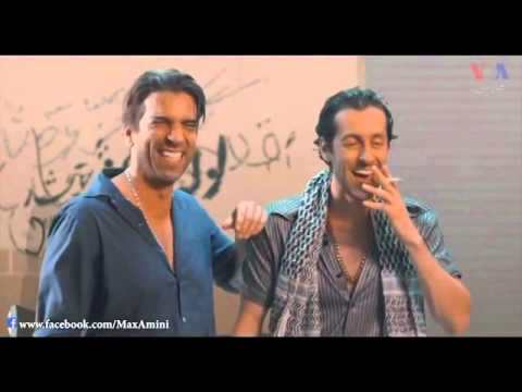 Kourosh Aladin wiyh Max Amini#talk show