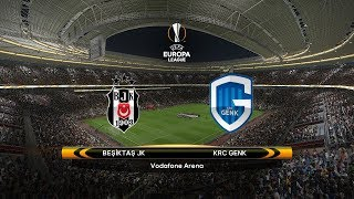 BEŞIKTAŞ VS. GENK | UEFA Europa League 2018/19 | Group I