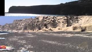 Пляж Влихада. Греция(Недалеко от поселка Периволос, на самой южной оконечности Санторини, расположен удивительный пляж Влихада...., 2014-08-23T16:08:37.000Z)
