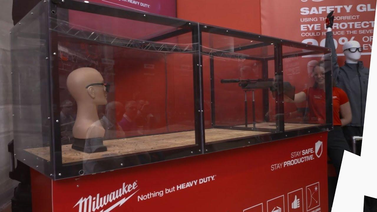 Milwaukee® Safety Specs Demo