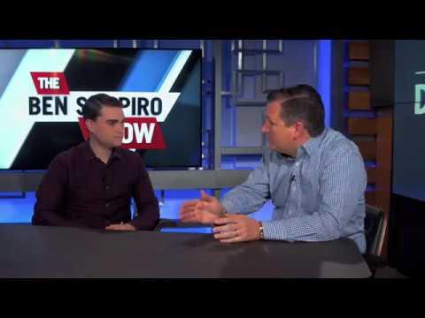 EXCLUSIVE: Ben Shapiro Interviews Ted Cruz