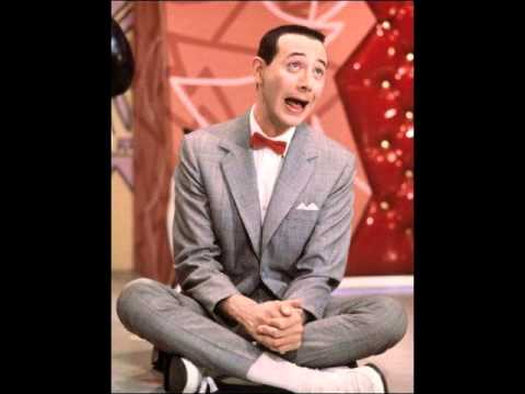 Pee wee herman sound board