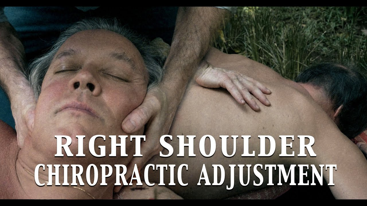 Chiropractic Treatment for Shoulder Pain | Dr Stavros Mihaletos