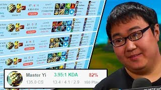 HOW TO BEAT THE 85% WIN RATE CHINESE BOOSTING STRAT - League of Legends